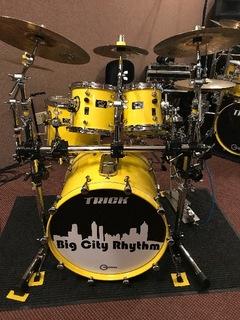 Big City Rhythm Kit