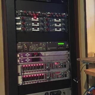 Solitude Studios Recording Gear