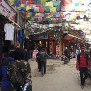 In Kathmandu for Nepal Deathfest with Nader Sadek
