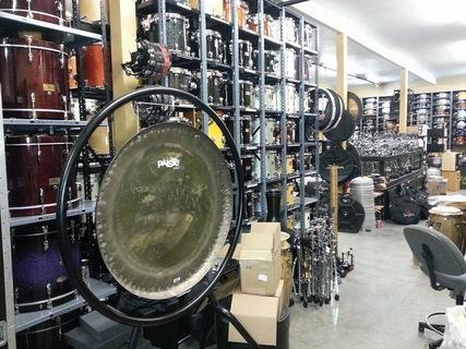 Backline drum shop 2014